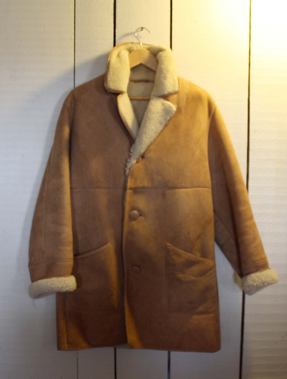 shearling coats from canada | West of Rayleigh